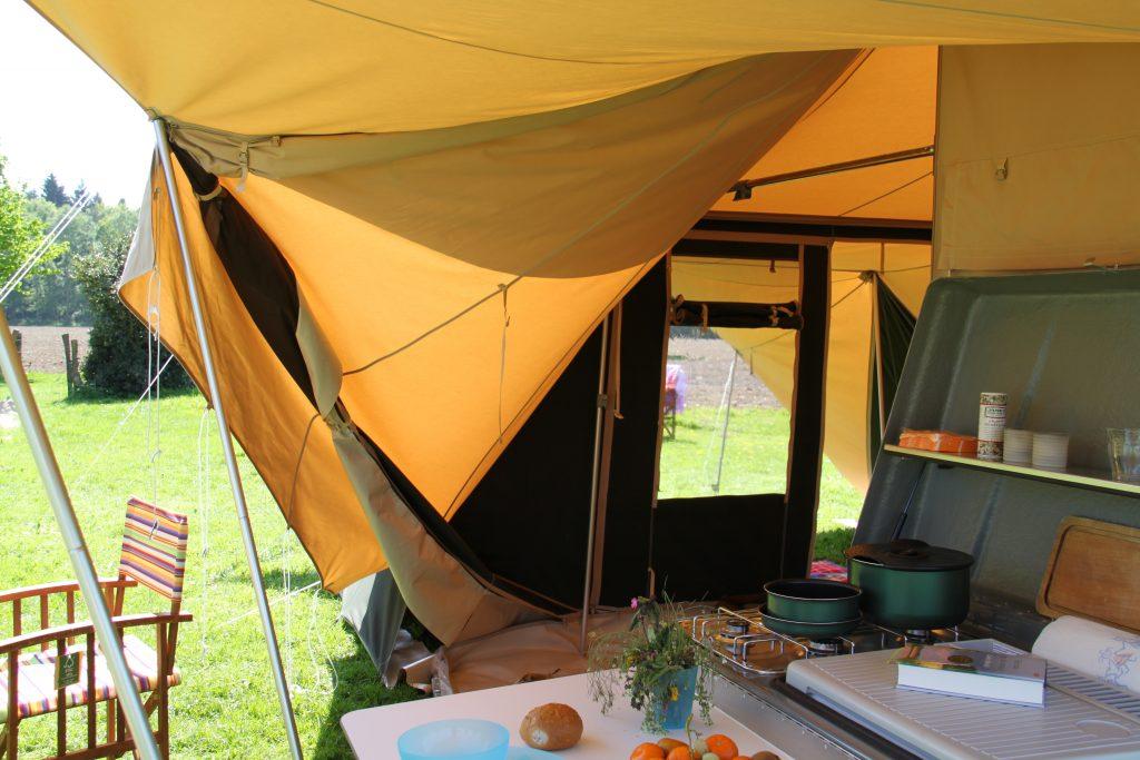 Aart Kok Zambezi River Camp vouwwagen kopen