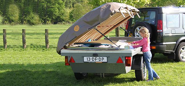 Aart Kok Zambezi River Lodge Tenttrailer kopen