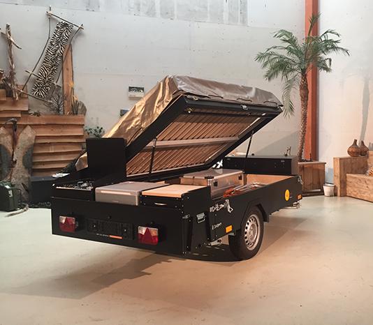 Aart Kok Kavango Game Drive XL vouwwagen kopen