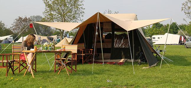 Zambezi River Camp 2 pers. tenttrailer Aart Kok Adventure