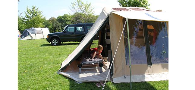 Aart Kok Zambezi River Lodge vouwwagen kopen