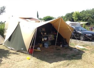 Aart Kok Kavango vouwwagen