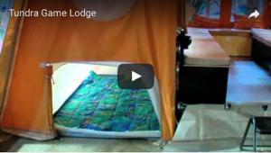 Film Aart Kok Tundra vouwwagen op de beurs