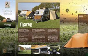 Aart Kok Tuareg Outdoor trailer kopen