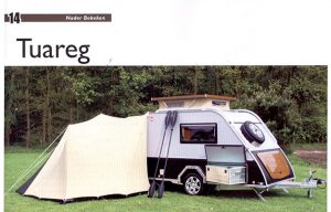 Aart Kok Tuareg Outdoor trailer