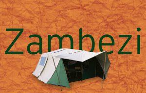 Aart Kok Zambezi vouwwagen