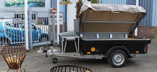 Aart Kok Livingstone Basic vouwwagen kopen