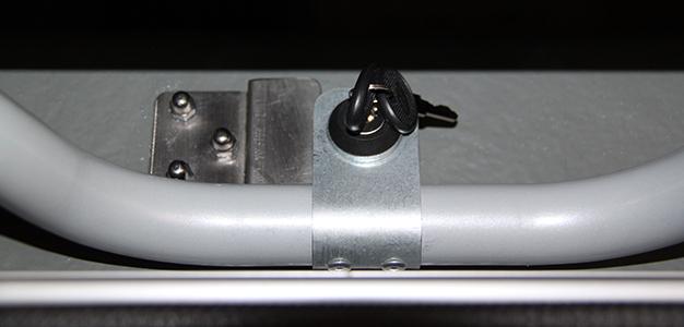 softtop lock voor vouwwagen
