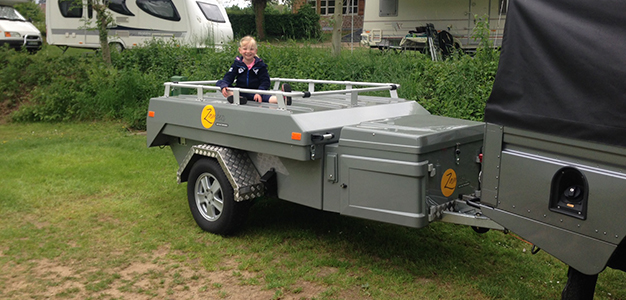 Aart Kok vouwwagen kopen Zambezi Off Road tenttrailer