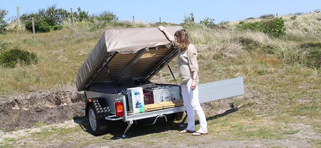 Aart Kok vouwwagen kopen