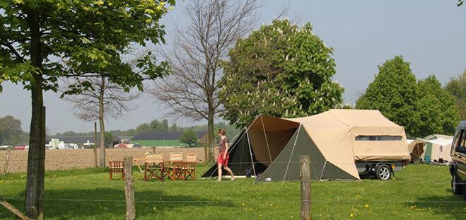 Aart Kok River Lodge tenttrailer kopen