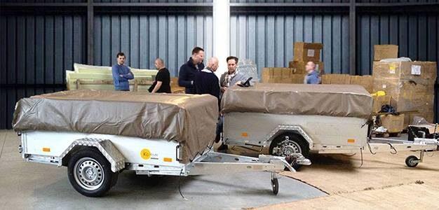 Aart Kok vouwwagens kopen