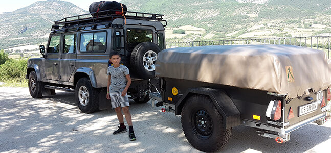 Aart Kok Kariba Off Road vouwwagen kopen