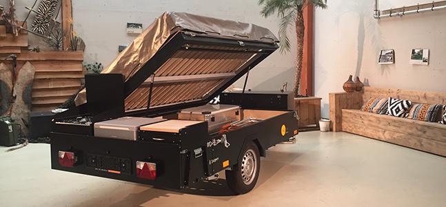 Aart Kok Kavango Game Drive XL vouwwagen met laden en lossen kopen