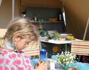 Aart Kok Zambezi River Camp keuken vouwwagen kopen