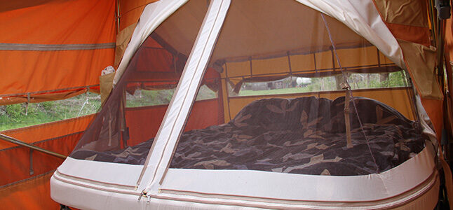 Aart Kok Livingstone Kingsize bed 220x220 cm Aart Kok vouwwagen kopen