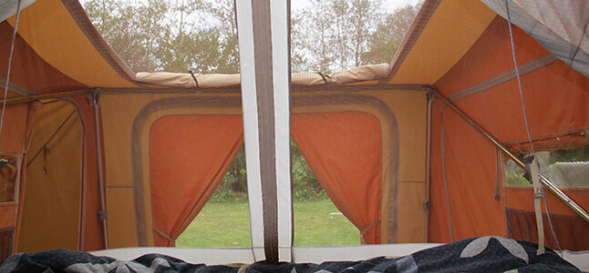 Aart Kok River Lodge panoramadak vouwwagen kopen