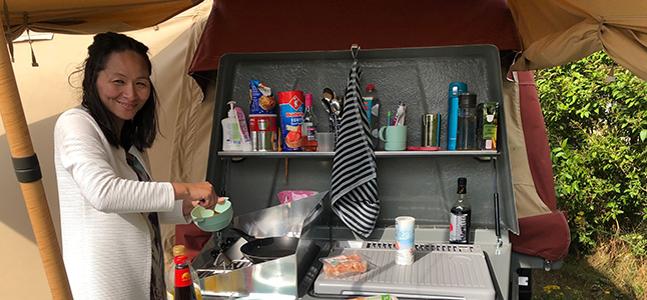 Aart Kok Zambezi Karsten kookeiland vouwwagen kopen