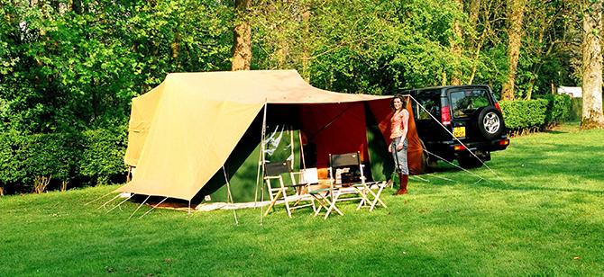 Aart Kok Kariba Tent & Trailer Off Road