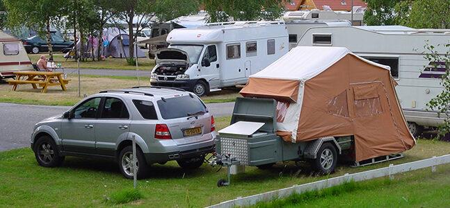 Zambezi off-road tent trailer kopen