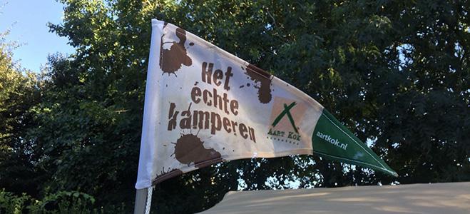 Aart Kok Zambezi Original tenttrailer kopen