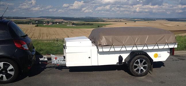 Aart Kok River Camp vouwwagen kopen