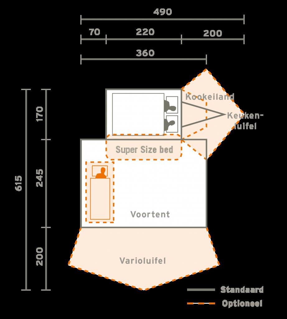 Aart-Kok-Zambezi-River-Camp-vouwwagen-plattegrond
