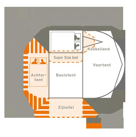 Aart-Kok-Zambezi-River-Lodge-vouwwagen-plattegrond
