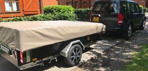 Aart Kok Tuareg vouwwagen op het klapweekend kopen