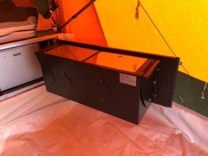 Aart Kok Kariba vouwwagen achterkeuken 1