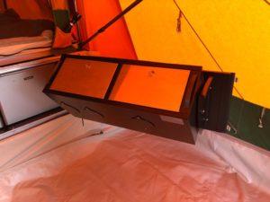 Aart Kok Kariba vouwwagen achterkeuken 2