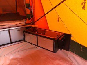 Aart Kok Kariba vouwwagen achterkeuken 3