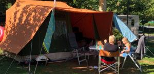 AAvontuur Kariba Tent & Trailer Off-Road vouwwagen in Italie
