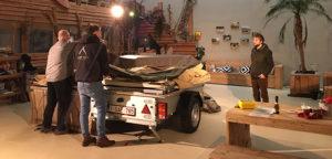 Aart Kok Adventure Kavango vouwwagen afleveren