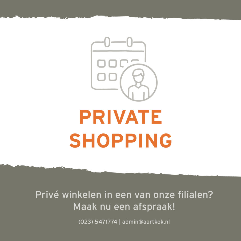 private shopping Aart Kok Adventure