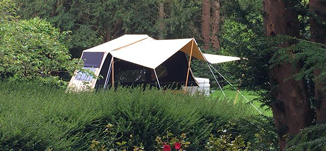 Aart Kok Zambezi Original vouwwagen tuin