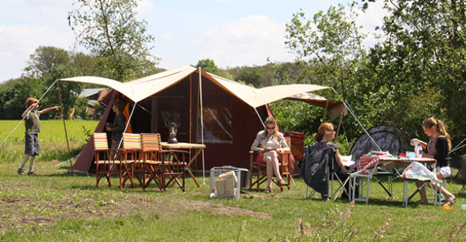 Zambezi Original vouwwagen dicht