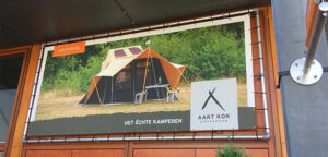 Aart Kok Adventure vouwwagens in Roden