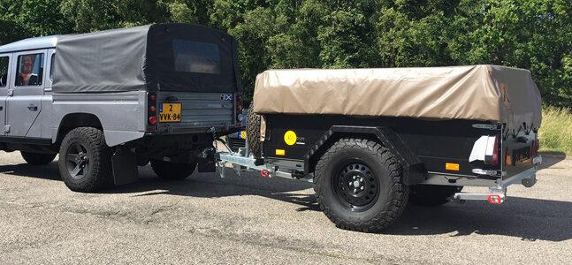 Aart Kok Kariba Off Road vouwwagen