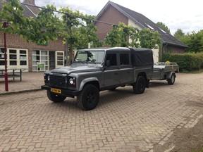 Aart Kok Zambezi: De luxe van een caravan in een klein doosje!