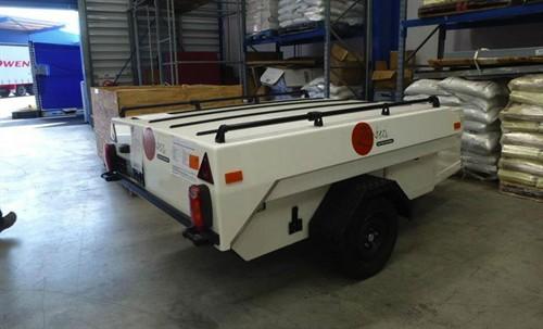 Aart Kok Zambezi Original vouwwagen